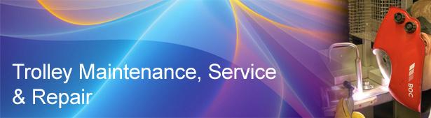 Trolley Maintenance, Service & Repair