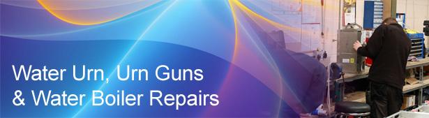 Water Urn, Urn Guns & Water Boiler Repairs